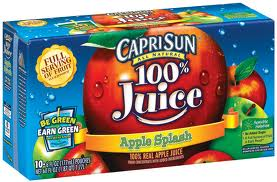 Save $1 off when you buy any 1 Capri Sun 100% Jiuce or Super V