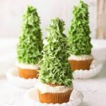 Cute and Easy Christmas Cupcakes