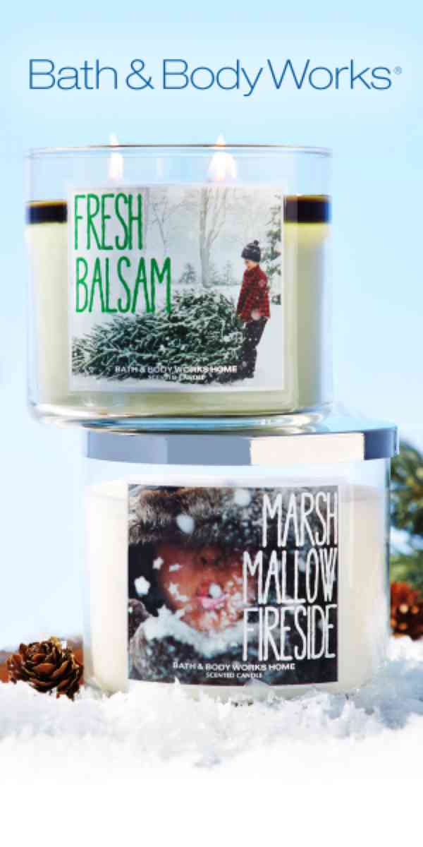 FREE Bath & Body Works 14.5 oz. 3-Wick Candle With $20 In-Store Purchase (Ends Tonight!)