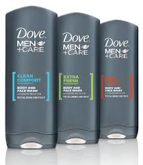 Save $2.00 off when you buy any 1 Dove Men+Care Body Wash, Body and Face Bar or Active Clean Shower tool