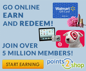 Earn FREE Rewards for Holiday Purchases with Points2Shop