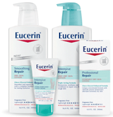 FREE Eucerin Lotion Skincare Samples (Pledge Required)