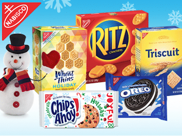Save $1/2 Nabisco Products Coupon – 1st 50,000!