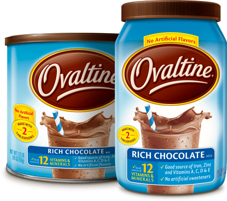 FREE Ovaltine Sample