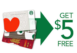 Starbucks eGift Promo: Buy $5 eGift Card for Friend w/ Visa Card = FREE $5 eGift for You (1st 75,000!)