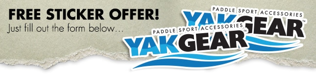 Free Yak Gear Stickers
