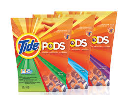 Save $2 off when you buy 1 Tide Pods