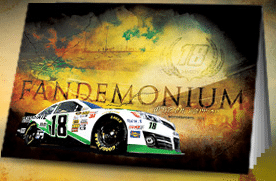 Free 2014 Interstate Batteries Motorsports Calendar Sample