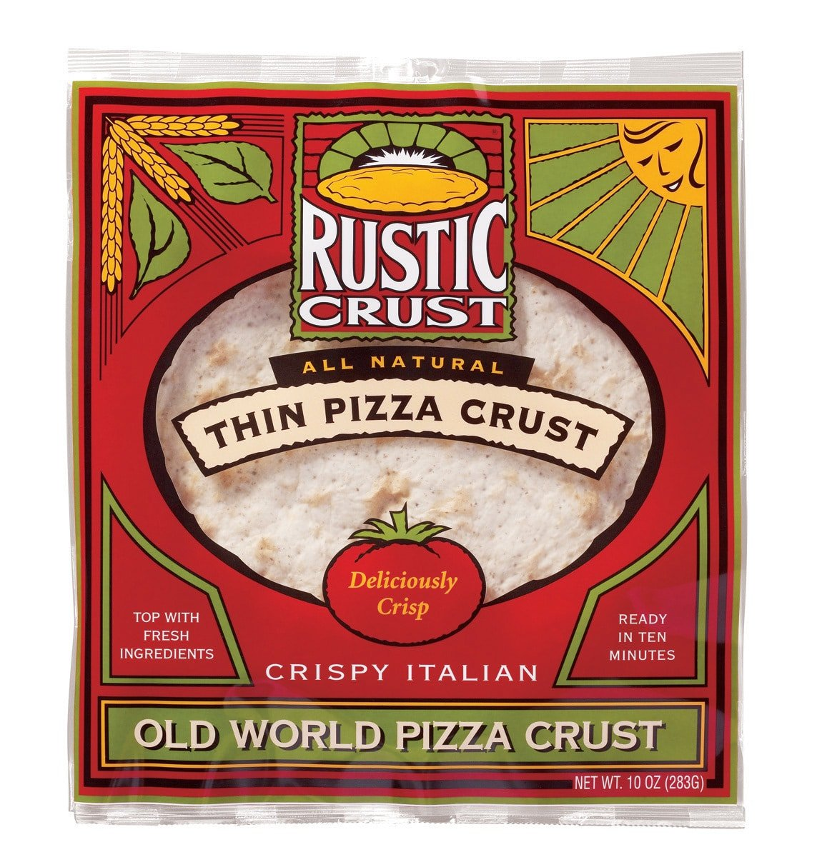 Save 55¢ off when you buy any 1 Rustic Crust Product