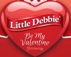"Free Little Debbie ""Be My Valentine"" Giveaway"
