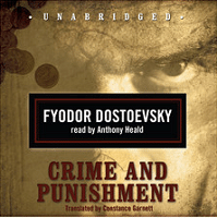 Free Crime and Punishment Audiobook Download ($20 Value)