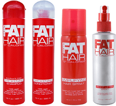 Free Fat Hair Products Giveaway