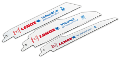 Free LENOX T2 Reciprocating Blade Sample