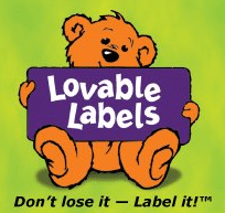 Free Lovable labels Samples
