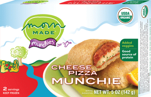 Free Mom Made Meal or Munchie Product Coupon