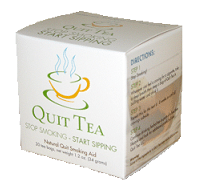 Free Sample Quit Tea Sample