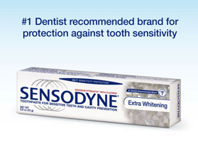 Free Sensodyne Extra Whitening Toothpaste Samples for Costco Members