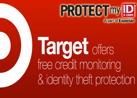 Free 1-Year of Credit Monitoring from Target