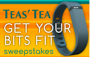 Free TEAS' TEA Wellness Fitness Tracker Sample