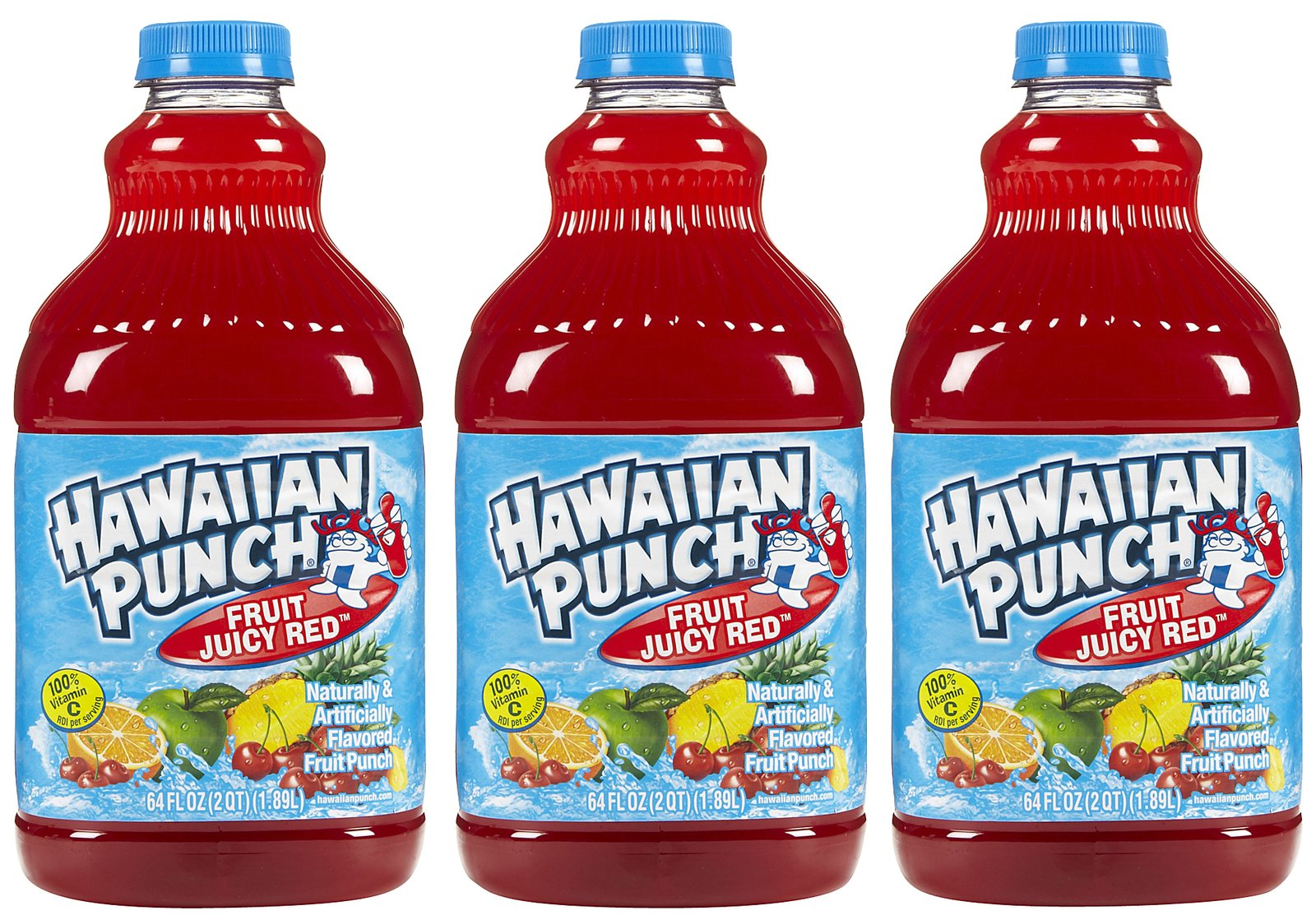 Save $1.00 off when you buy 1 (6-pack) 10 oz Hawaiian Punch