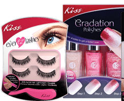 Free Kiss Nails Samples