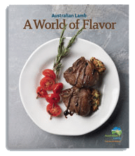 Free Australian Lamb A World of Flavor Recipe Book Sample