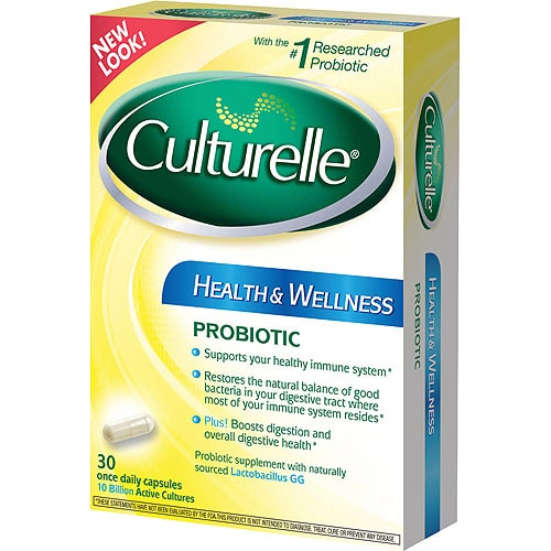 Save $2.00 off on any 1 Culturelle Health & Wellness Product