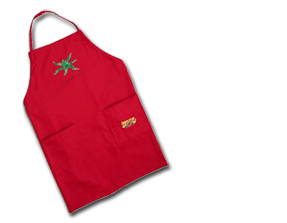 Free Apron from Red Gold Tomatoes Giveaway