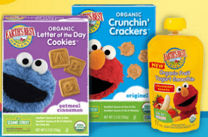 Free Earth's Best Sesame Street Prize Pack Giveaway