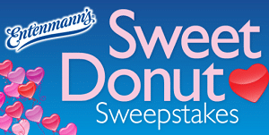Free Entenmann's Sweet Valentine's Prize Package Giveaway