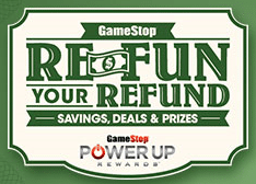 Free GameStop Prize Pack Giveaway