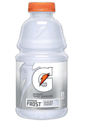 Free Glacier Cherry Gatorade at WilcoHess Stores