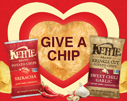 Free Kettle Chips Valentine's Giveaway