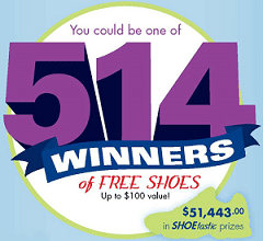 Free Road Runner Sports Shoes Giveaway