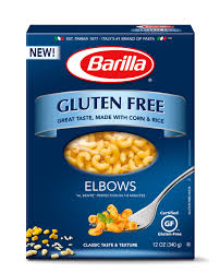 Save $5.00 off when you buy Barilla Gluten Free Pasta