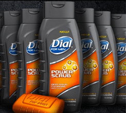 Free Dial For Men Product Giveaway