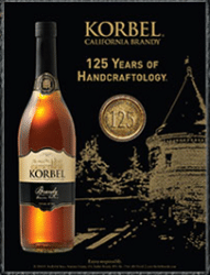 Free Limited Edition Korbel Brandy Bar Tin Giveaway