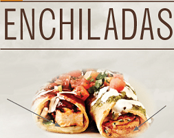 Free Enchilada at Rubio's