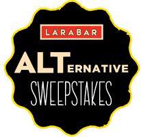 Free LÄRABAR's ALTernative Giveaway