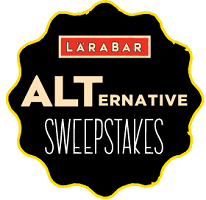 Free LÄRABAR's ALTernative Giveaway