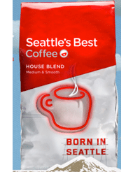Free Seattle's Best House Blend Ground Coffee Sample