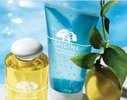 Free Spring Samples and Mini Facial at Origins