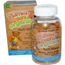 Save $2.00 off on any one (1) Yummi Bears Organics Gummy Vitamin Product