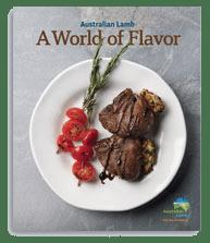 Free Australian Lamb A World of Flavor Recipe Book Sample