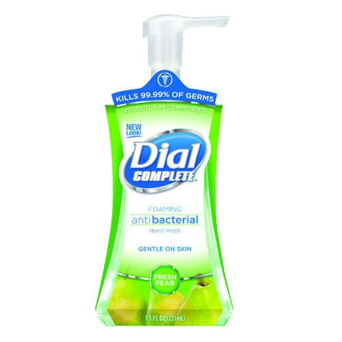 Save $1.00 off on any 2 Dial Complete Foaming Hand Soaps
