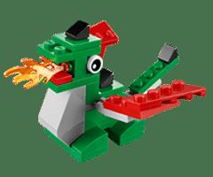 Free LEGO Dragon Mini Model Build at LEGO Stores on 5/6