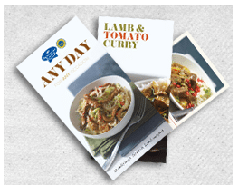 Free Scotch Beef and Lamb Recipe Booklet