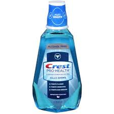 Save $1.00 off when you buy 1 Crest ProHealth Rinse
