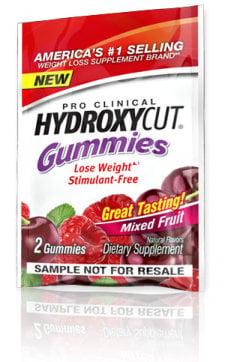 Hydroxycut Gummies Free Sample
