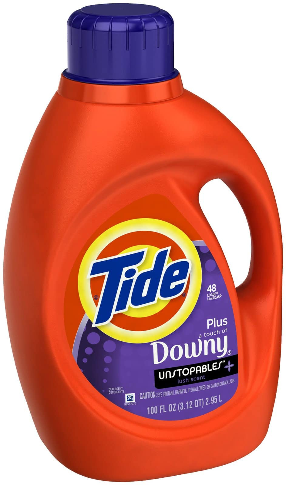 Save $2.00 off when you buy two Tide Detergents or Tide Boost